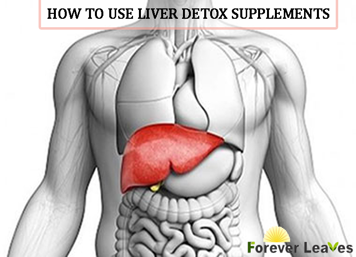 How to Use Liver Detox Supplements in Liver Disorder – Forever Leaves
